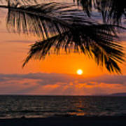 Nuevo Vallarta Sunset Print by About Light  Images