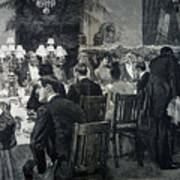 White House: State Dinner Print by Granger