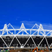 2012 Olympics London Print by David French