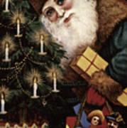 American Christmas Card Print by Granger