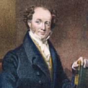 Martin Van Buren (1782-1862) Print by Granger