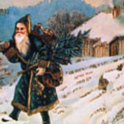 Christmas Card Print by Granger