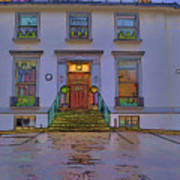 Abbey Road Recording Studios Print by Chris Thaxter