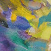 Abstract Close Up 13 Print by Anita Burgermeister