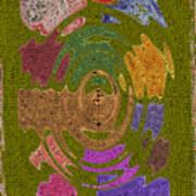 Abstract Shapes Print by Joseph Baril
