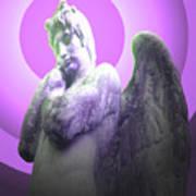 Angel Of Youth No. 02 Print by Ramon Labusch