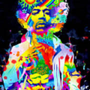 Are You Experienced? Print by Callie Fink