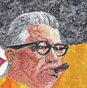 Art Rooney Print by William Bowers