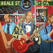 Beale Street Print by John Keaton