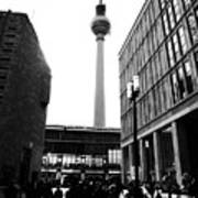 Berlin Street Photography Print by Falko Follert