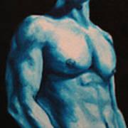 Blue Print by Jindra Noewi