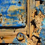 Blues Dues Print by Skip Hunt