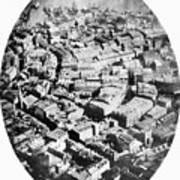 Boston 1860 Print by Granger