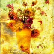 Bouquet Print by Bernard Jaubert