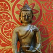 Buddha 2 Print by Edward Myers