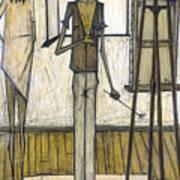 Buffet: Artist, 1948 Print by Granger
