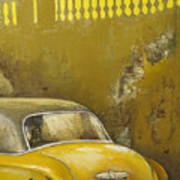 Buscando La Sombra Print by Tomas Castano