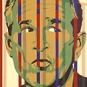 Bush Print by Dennis McCann