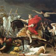 Caesar Print by Adolphe Yvon