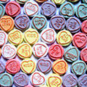 Candy Love Print by Michael Tompsett