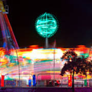Carnival Excitement Print by James BO  Insogna
