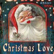 Christmas Love Print by Joel Payne