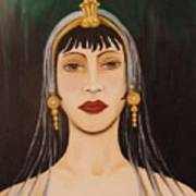 Cleo Print by Leah Saulnier The Painting Maniac