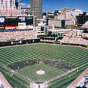 Cleveland: Jacobs Field Print by Granger
