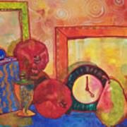 Clock Work Print by Blenda Studio