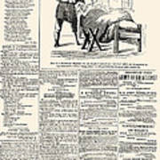 Confederate Newspaper Print by Granger