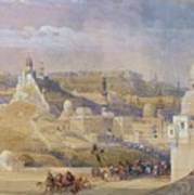 Constantinople Print by David Roberts