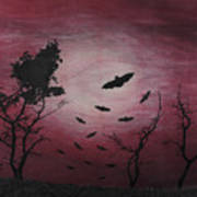 Desolate Print by Arnuda