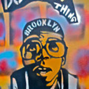 Do The Right Thing Print by Tony B Conscious