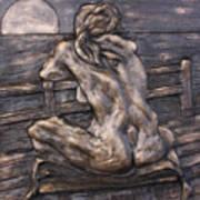 Dock Of The Bay Print by Dan Earle