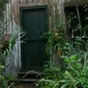 Door To The Past Print by Ze DaLuz