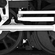 Drive Train Print by Mike McGlothlen
