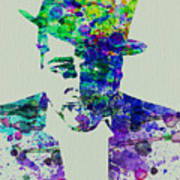 Duke Ellington Print by Naxart Studio