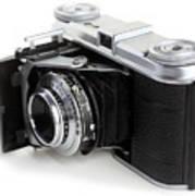 Early 35mm Film Camera Print by Paul Cowan