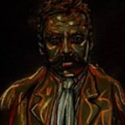 Emiliano Zapata Print by Americo Salazar