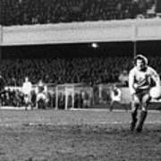 England: Soccer Game, 1972 Print by Granger