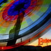 Enterprise Print by David Lee Thompson