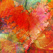 Exhilaration Print by Barbara Berney