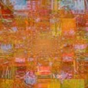 Fabric Two Print by Fania Simon