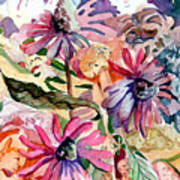 Fairy Land Print by Mindy Newman