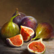 Figs Print by Robert Papp