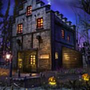 Firefly Inn Print by Joel Payne