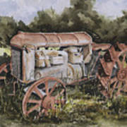 Fordson Model F Print by Sam Sidders