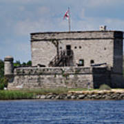 Fort Matanzas Print by Skip Willits