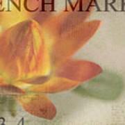 French Market Series J Print by Rebecca Cozart