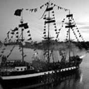 Gang Of Pirates Print by David Lee Thompson